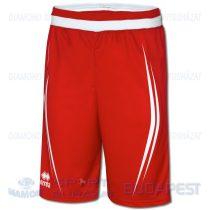ERREA ILLINOIS kosárlabda nadrág - piros-fehér