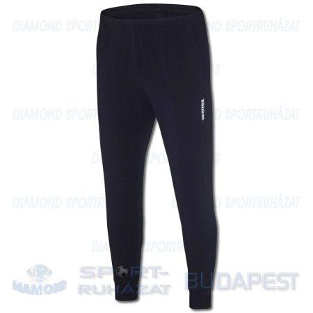 ERREA COOK elasztikus pamut szabadidő melegítő nadrág - sötétkék