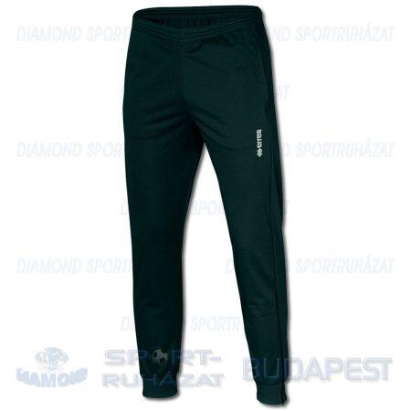 ERREA MILO edző- és szabadidő melegítő nadrág - fekete