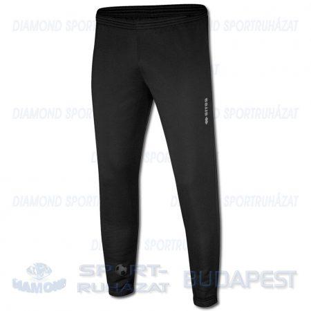 ERREA NEVIS edző- és szabadidő melegítő nadrág - fekete