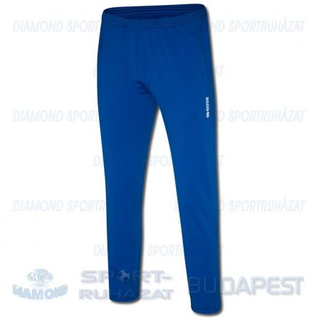 ERREA JANEIRO edző- és szabadidő melegítő nadrág - azúrkék