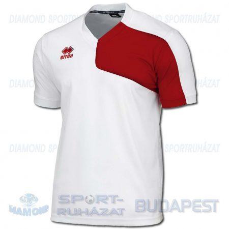 ERREA MARCUS SHIRT futball mez - fehér-piros