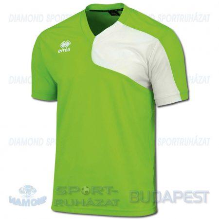 ERREA MARCUS SHIRT futball mez - UV zöld-fehér