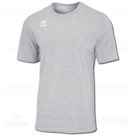 ERREA COVEN pamut póló (rövid ujjú) - melírozott világosszürke