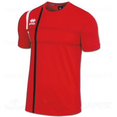 ERREA MATEUS futball mez - piros-fehér-fekete