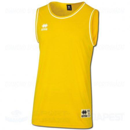 ERREA ROCKETS kosárlabda mez - sárga-fehér