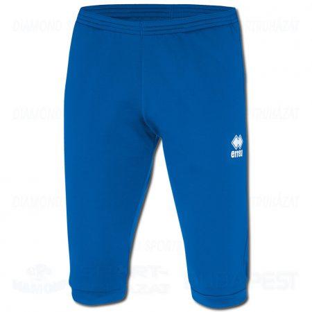 ERREA PENCK edző melegítő nadrág (háromnegyedes) - azúrkék