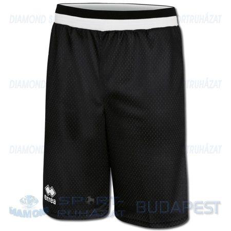 ERREA MEMPHIS SHORT SENIOR kosárlabda nadrág - fekete-fehér [M]