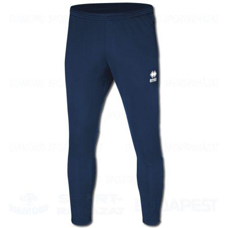 ERREA KEY edző- és szabadidő melegítő nadrág - sötétkék