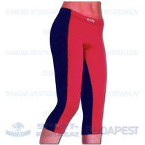 ERREA ANNY DONNA JUNIOR női súlyemelő nadrág - sötétkék-piros [S]