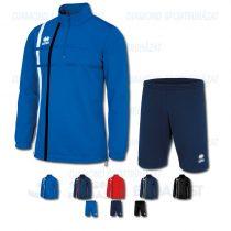 ERREA MAXIM & CORE SET cipzáras nyakú edző- és szabadidő melegítő felső + nadrág SZETT - KOLLEKCIÓ