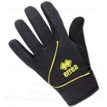 ERREA STEEL edzőkesztyű (neoprén) - fekete-sárga