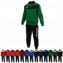 GIVOVA VISA KIT cipzáras edző- és szabadidő melegítő felső + nadrág KIT - KOLLEKCIÓ