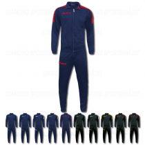 GIVOVA TUTA REVOLUTION KIT cipzáras edző- és szabadidő melegítő felső + nadrág KIT - KOLLEKCIÓ