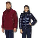 Téli-, eső öltözet, sapkák, sálak